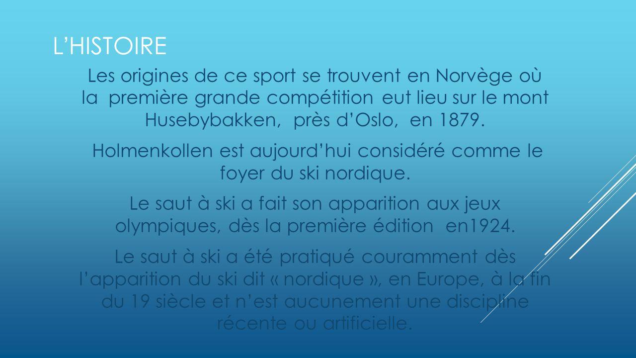 Holmenkollen est aujourd'hui considéré comme le foyer du ski nordique.