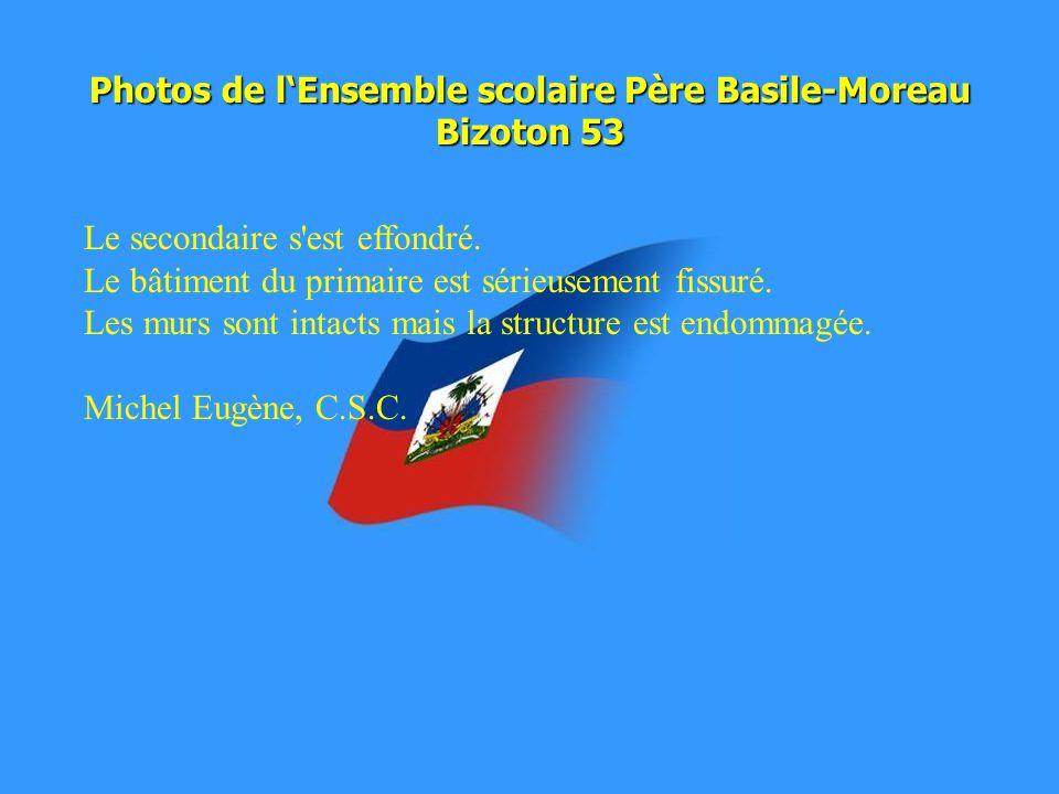 Photos de l'Ensemble scolaire Père Basile-Moreau Bizoton 53