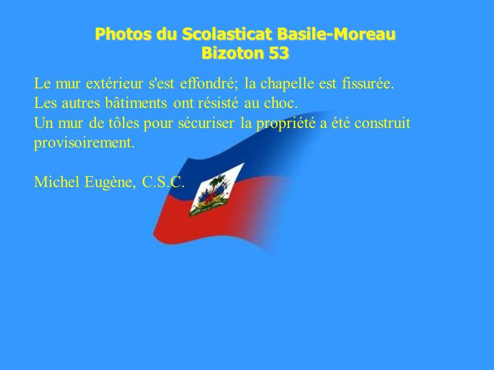 Photos du Scolasticat Basile-Moreau Bizoton 53