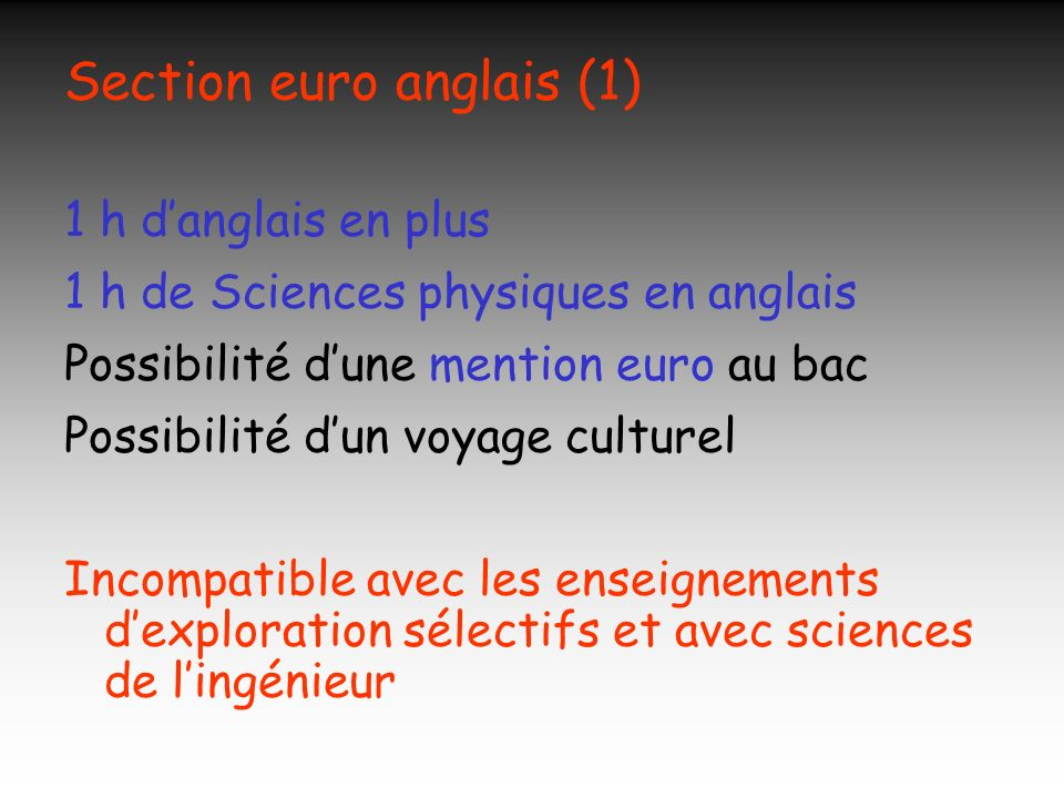 Section euro anglais (1)