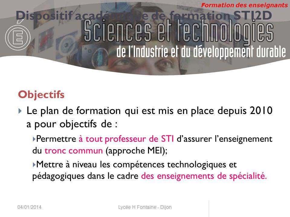 Lycée H Fontaine - Dijon