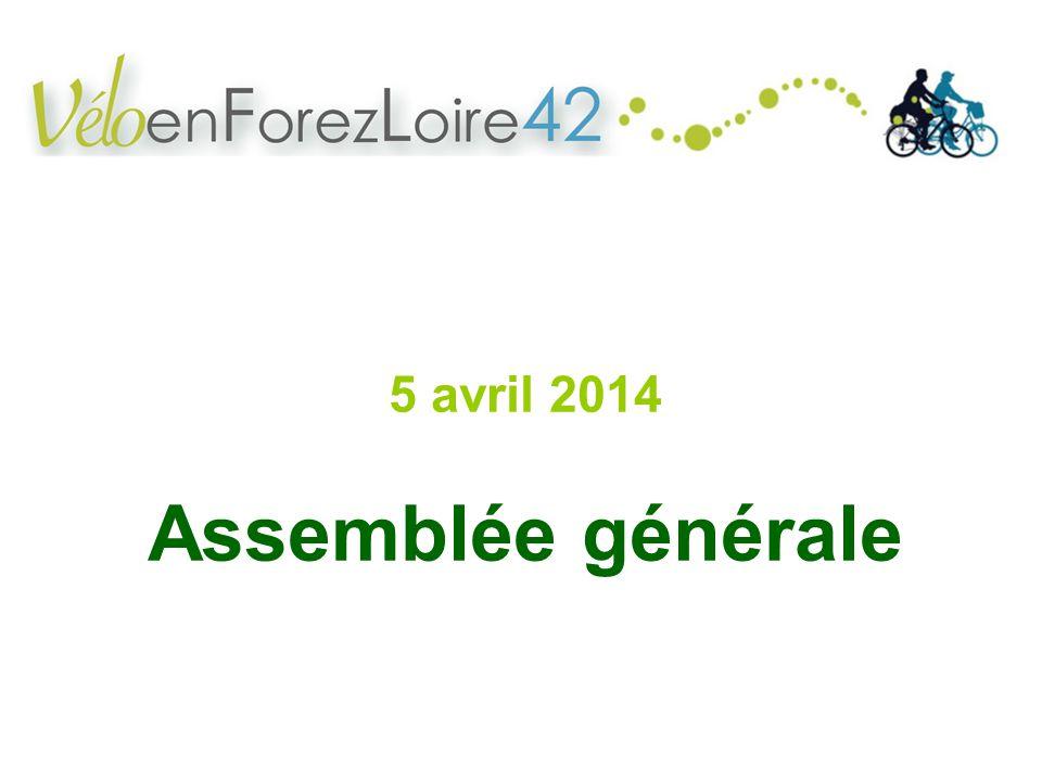 5 avril 2014 Assemblée générale