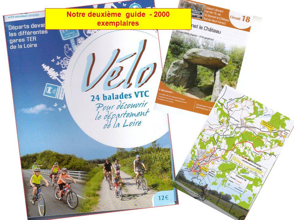Notre deuxième guide - 2000 exemplaires