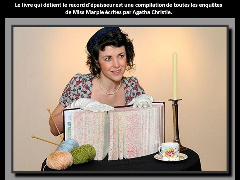 de Miss Marple écrites par Agatha Christie.