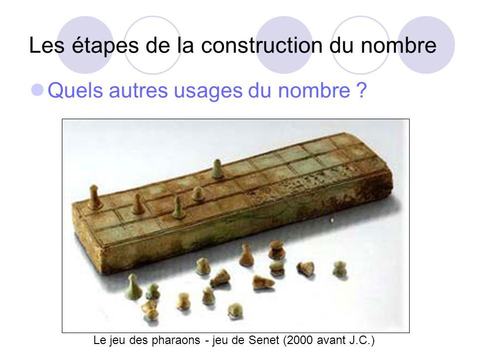 La construction du nombre l cole maternelle ppt for La peur du nombre 13