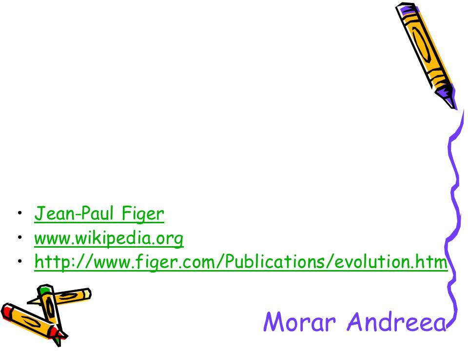 Morar Andreea Jean-Paul Figer www.wikipedia.org
