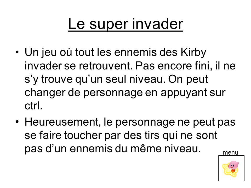 Le super invader