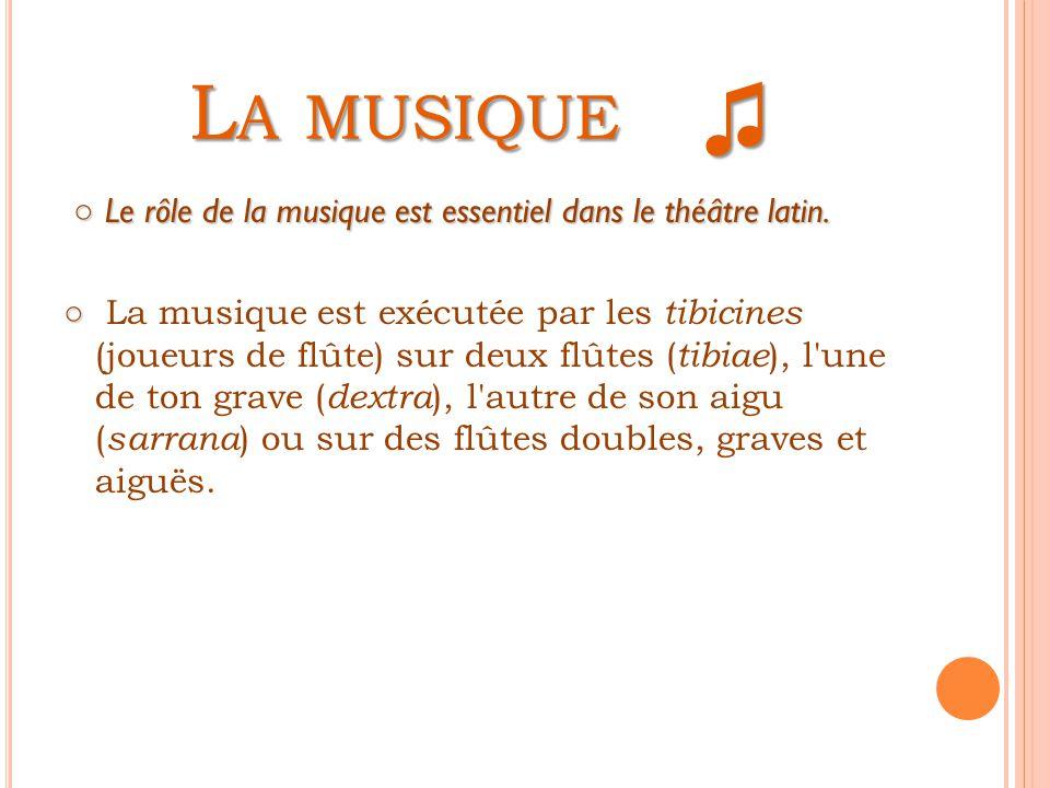 La musique ♫