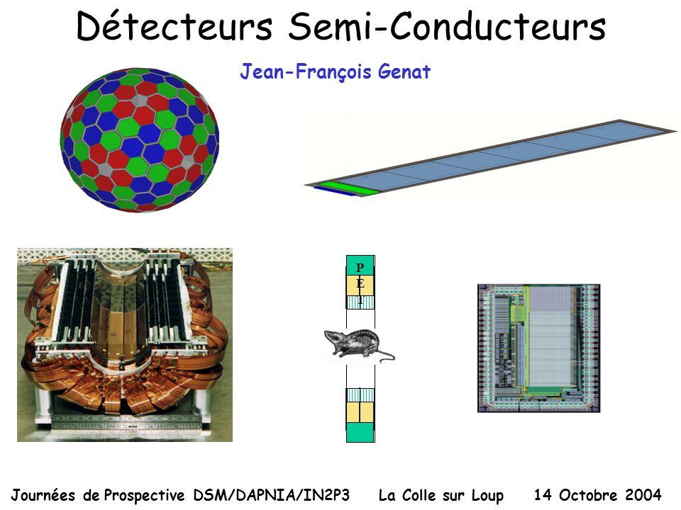 Détecteurs Semi-Conducteurs