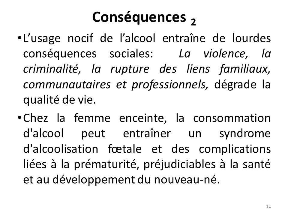 Conséquences 2