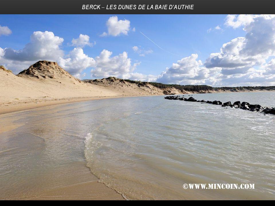 Berck – Les dunes de la baie d'Authie