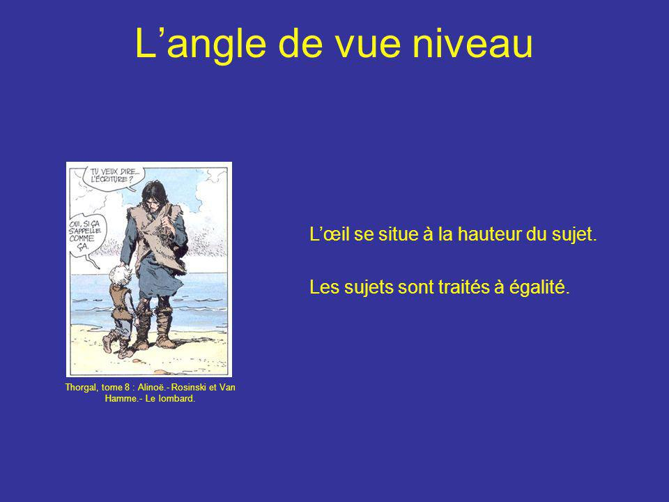 Thorgal, tome 8 : Alinoë.- Rosinski et Van Hamme.- Le lombard.