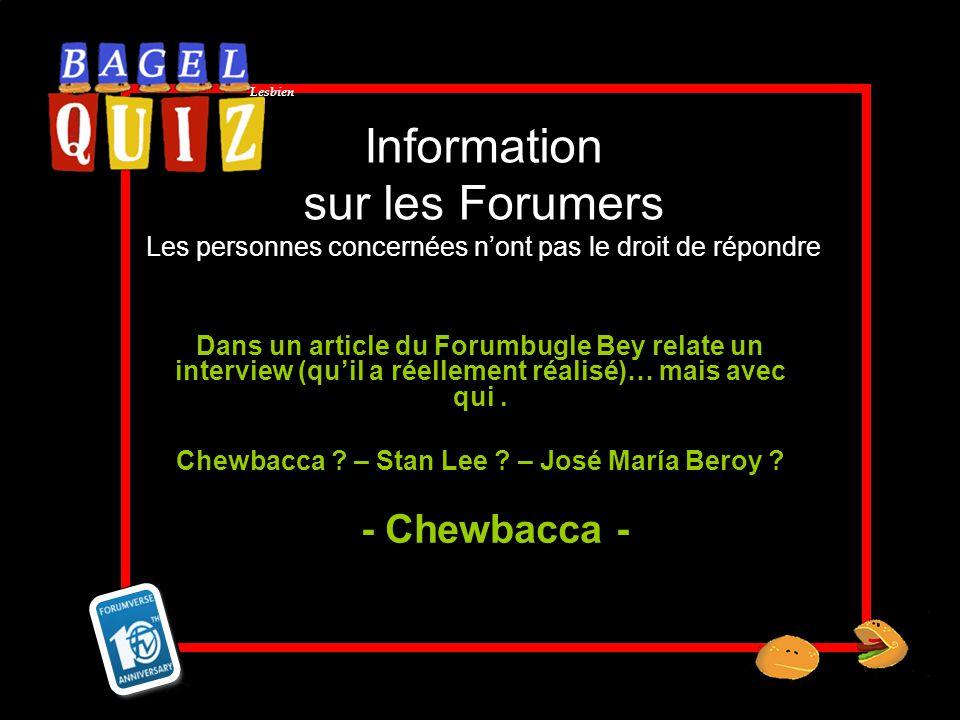 Chewbacca – Stan Lee – José María Beroy