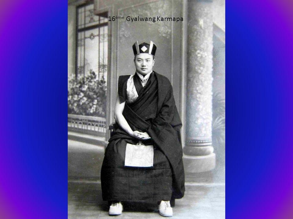 16ème Gyalwang Karmapa