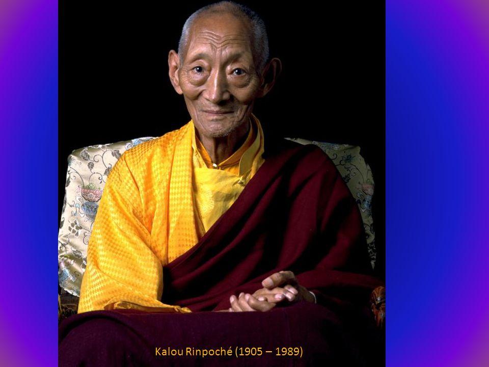 Kalou Rinpoché (1905 – 1989)