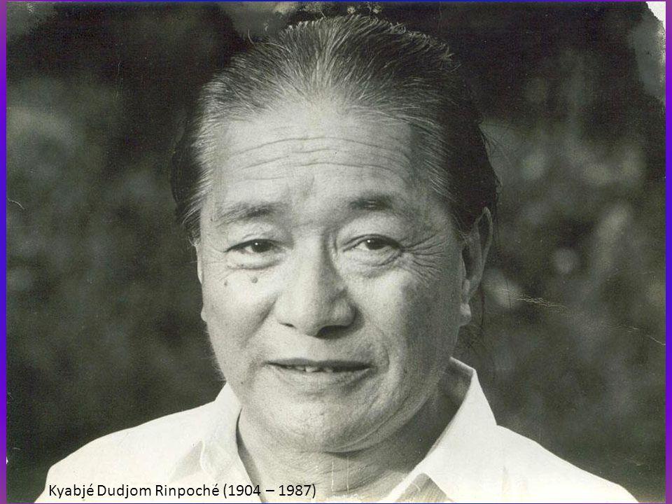 Kyabjé Dudjom Rinpoché (1904 – 1987)