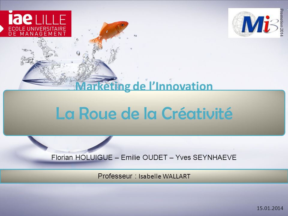 Marketing de l'Innovation