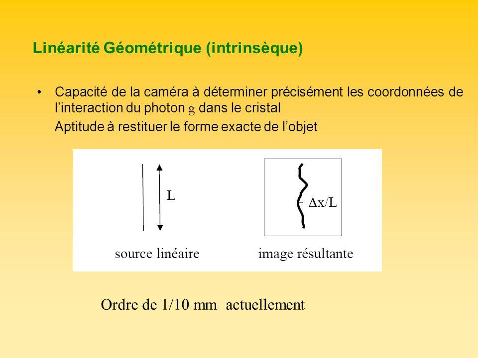 Linéarité Géométrique (intrinsèque)