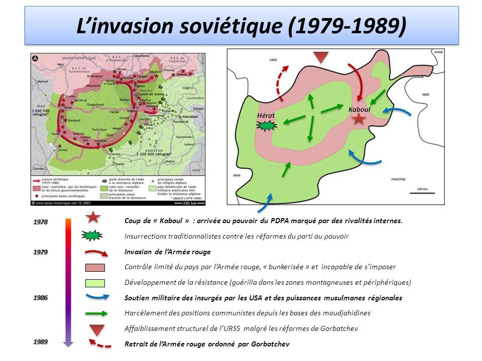 L'invasion soviétique (1979-1989)