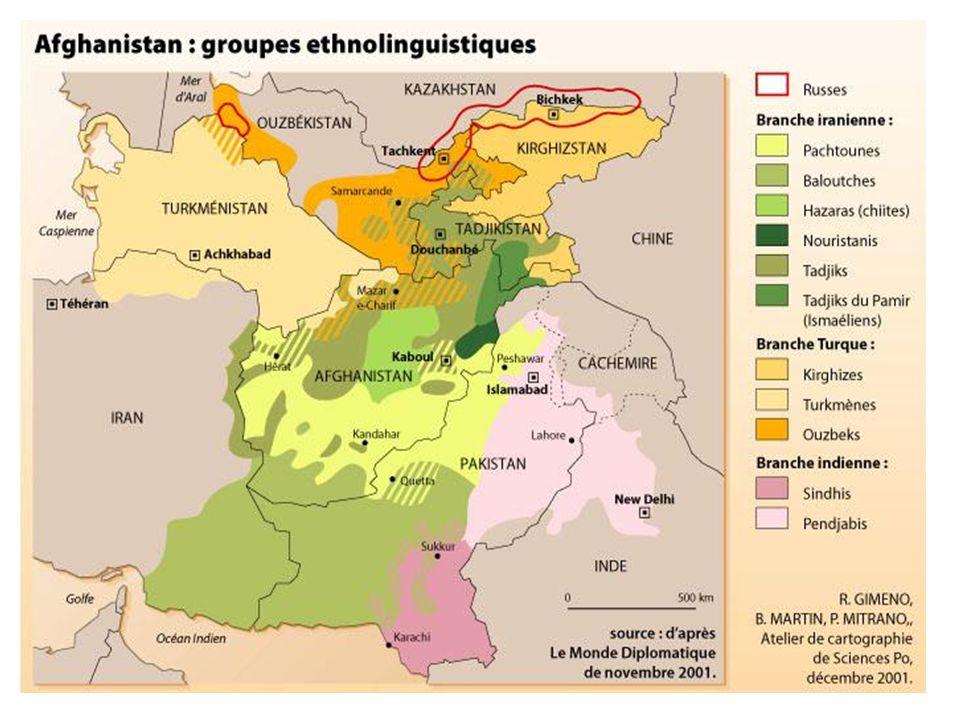 Diversité socio-culturel Afghan