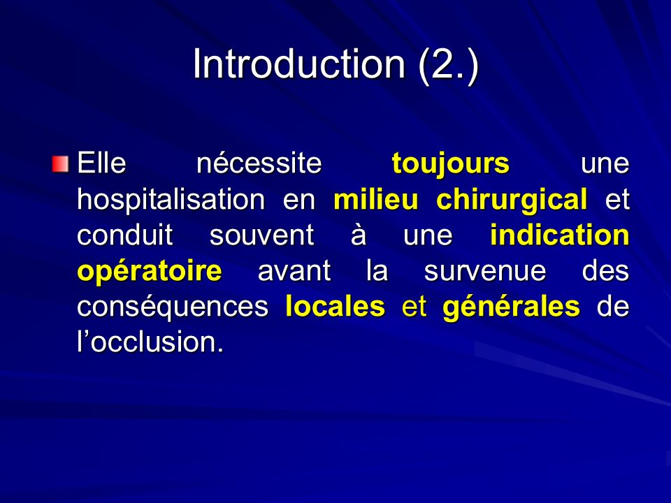 Introduction (2.)