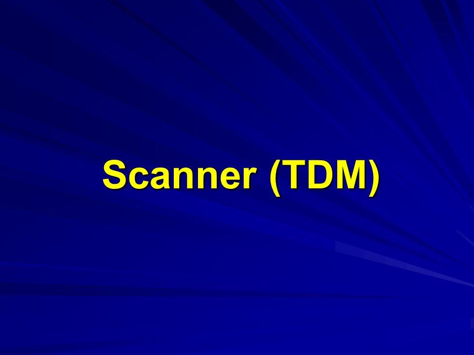 Scanner (TDM)