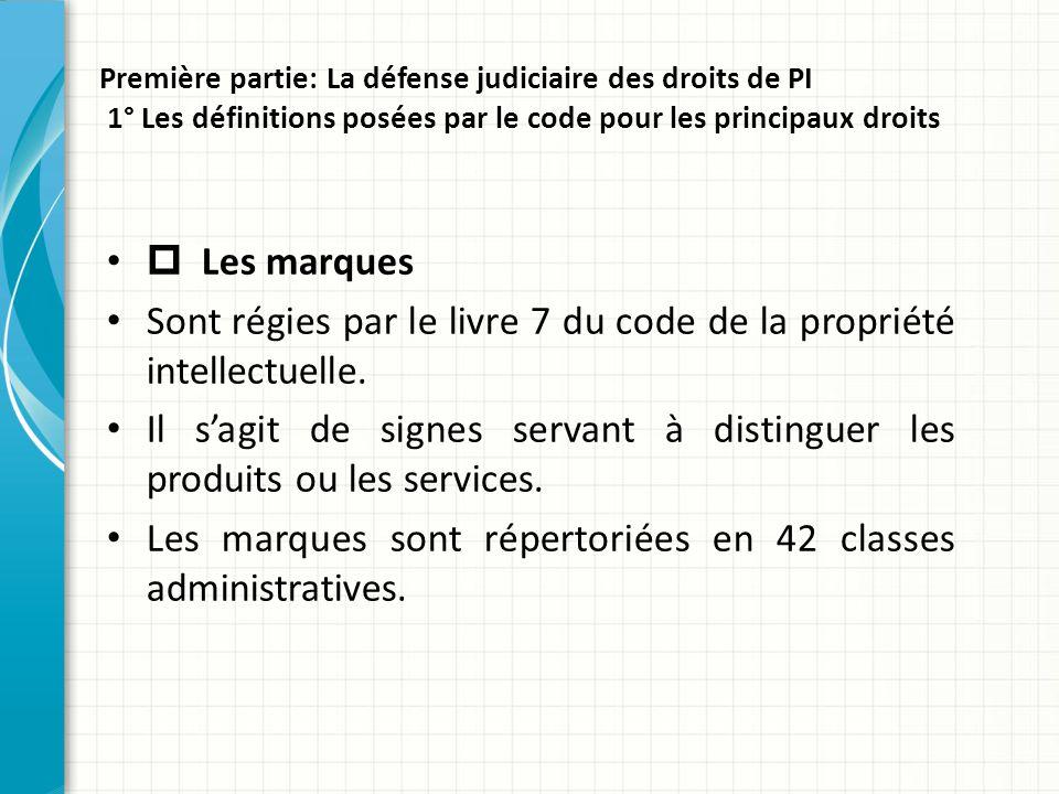 Sont régies par le livre 7 du code de la propriété intellectuelle.