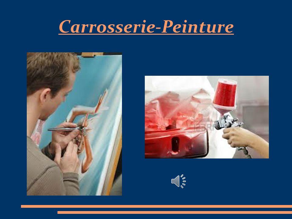 Carrosserie-Peinture
