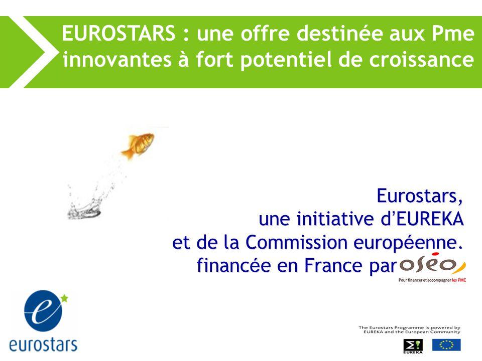 33 pays membres Eurostars