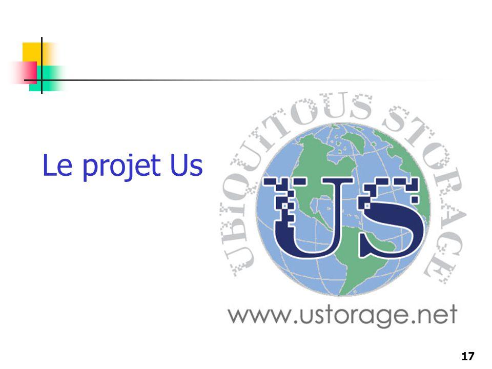 Le projet Us