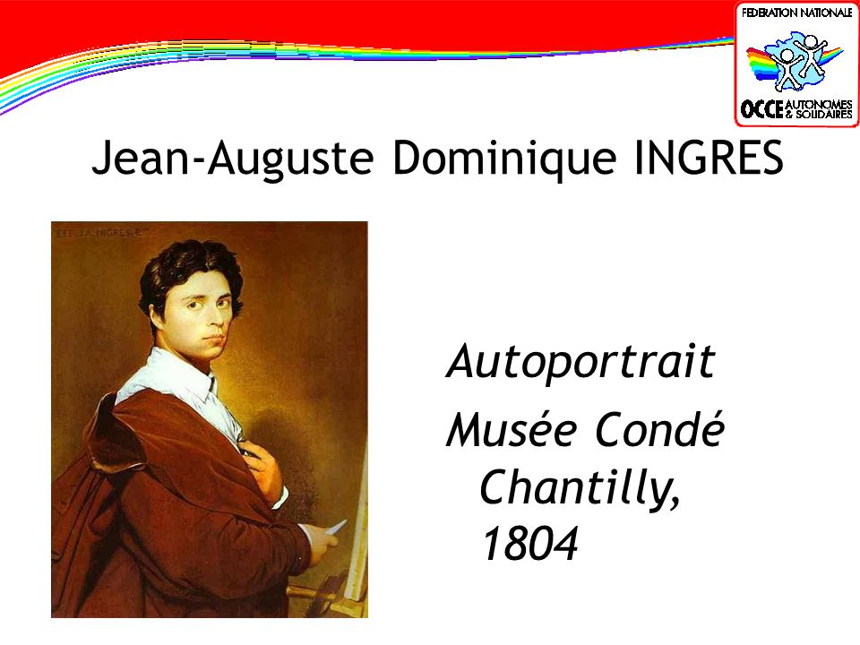 Jean-Auguste Dominique INGRES