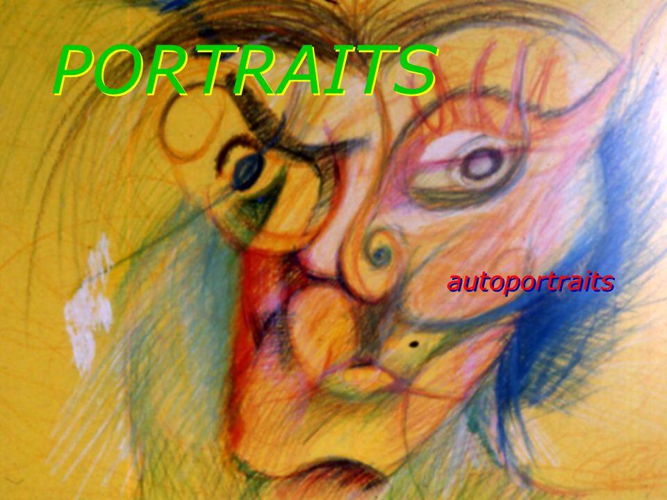 PORTRAITS autoportraits