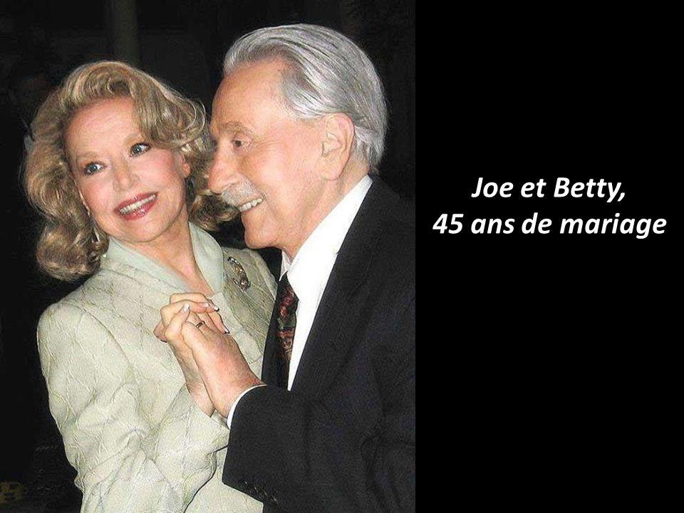 Joe et Betty, 45 ans de mariage