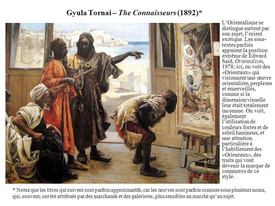 Gyula Tornai – The Connaisseurs (1892)*