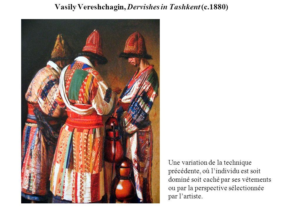 Vasily Vereshchagin, Dervishes in Tashkent (c.1880)