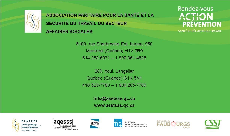 5100, rue Sherbrooke Est, bureau 950