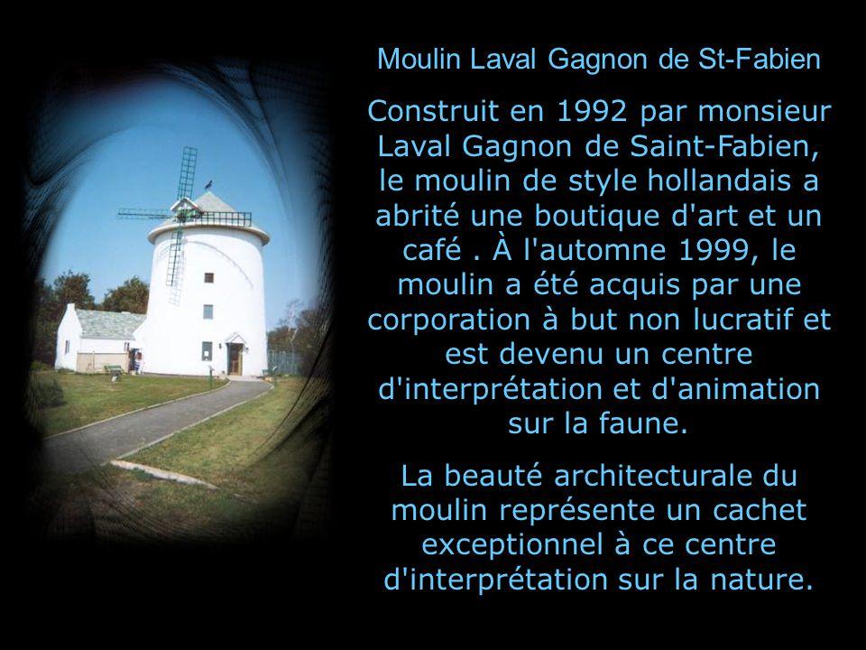 Moulin Laval Gagnon de St-Fabien