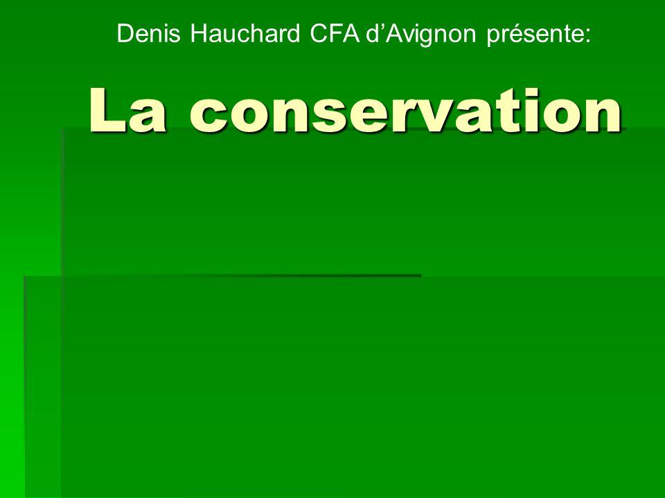 Denis Hauchard CFA d'Avignon présente: