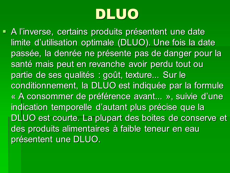 DLUO