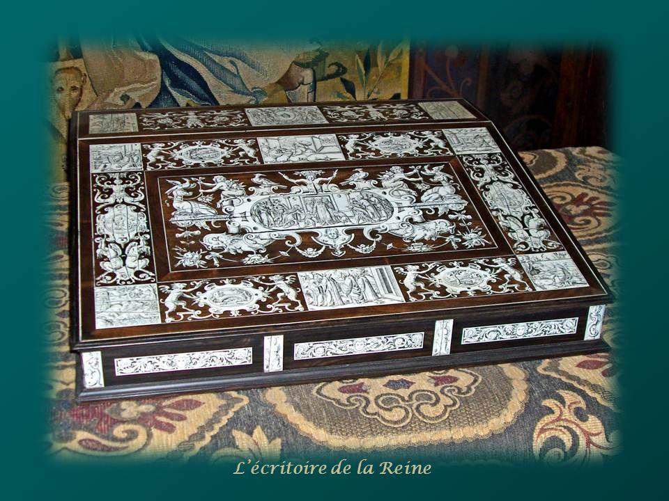 L'écritoire de la Reine