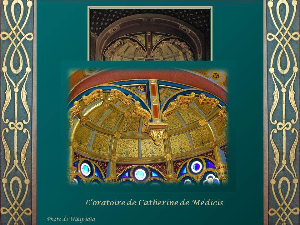 L'oratoire de Catherine de Médicis