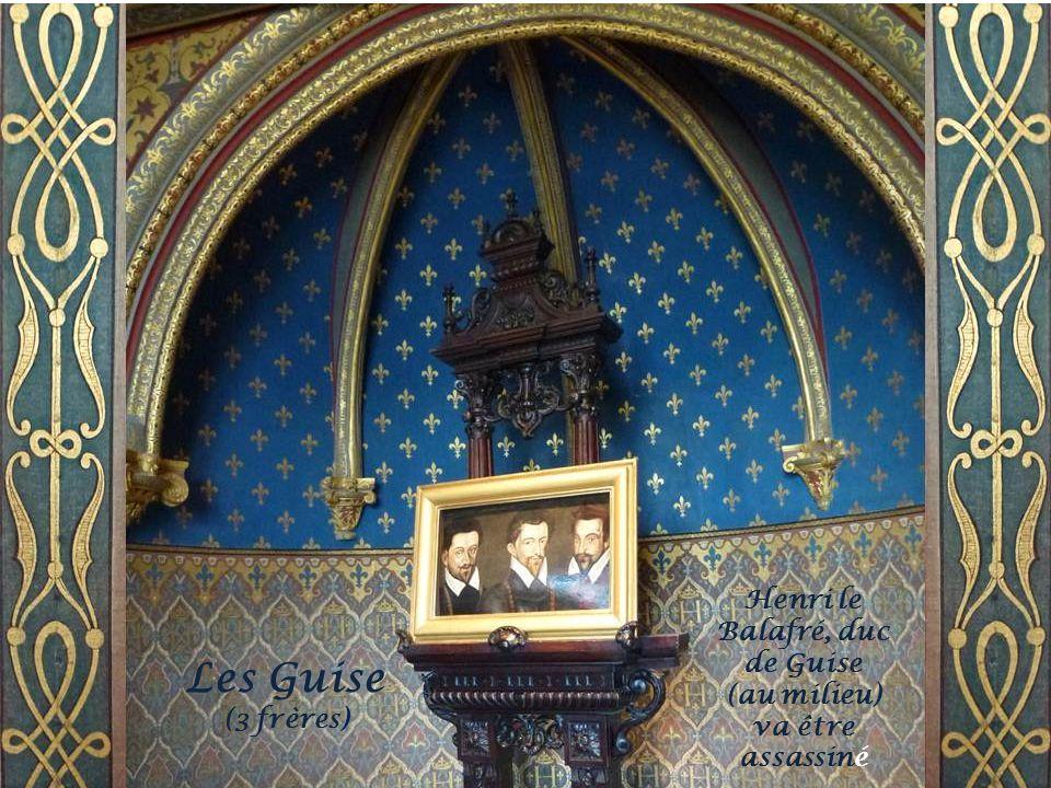 Henri le Balafré, duc de Guise