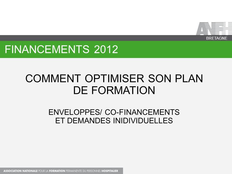 BRETAGNE FINANCEMENTS 2012.