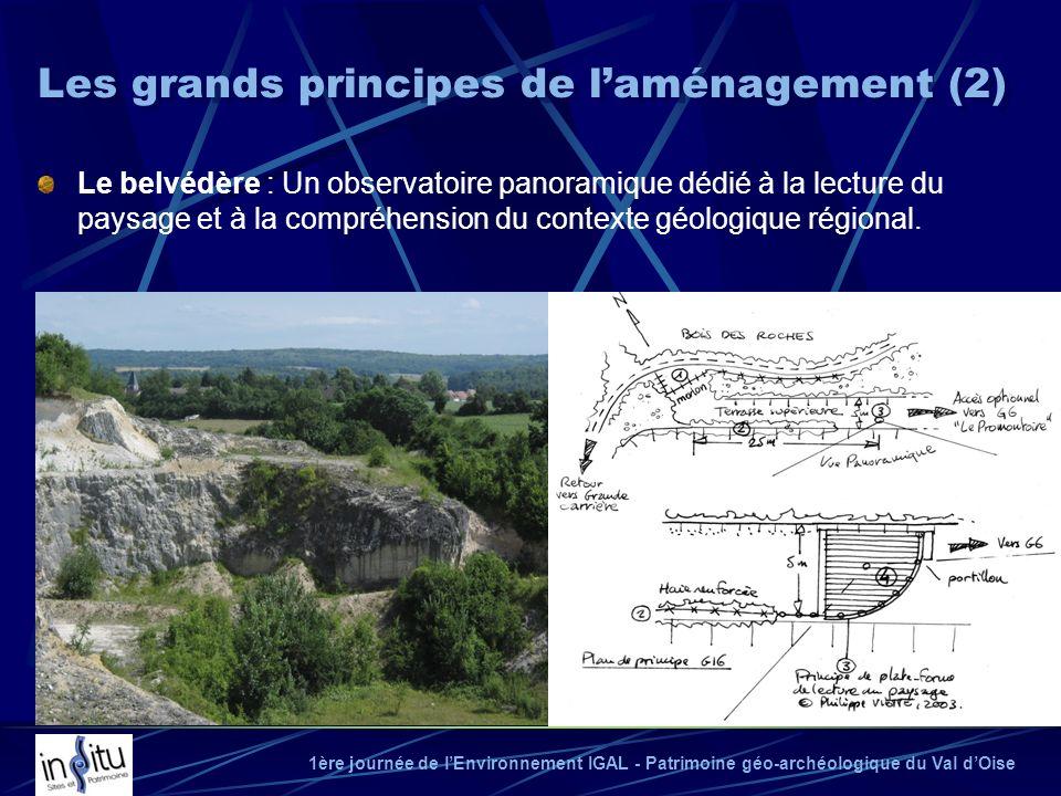 Les grands principes de l'aménagement (2)
