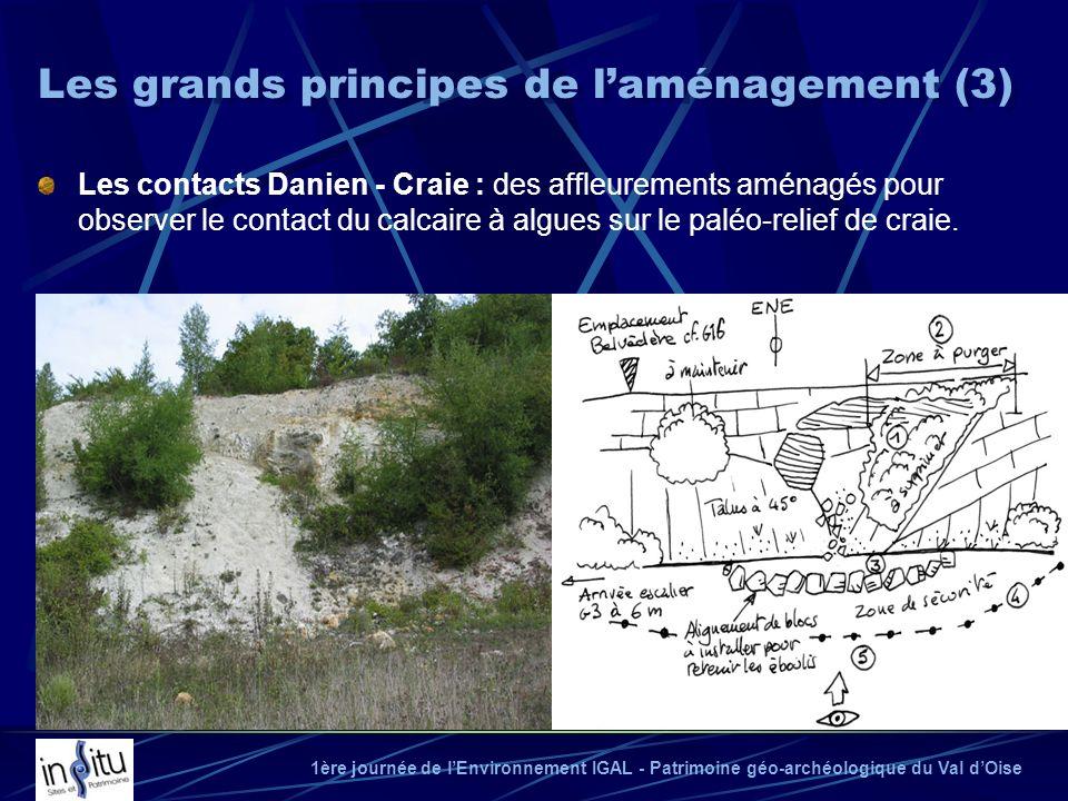 Les grands principes de l'aménagement (3)