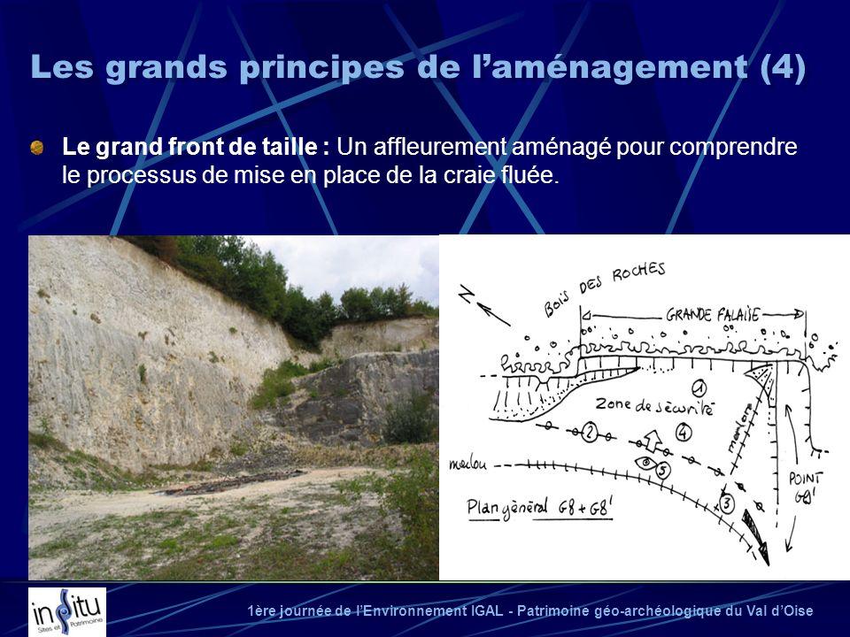 Les grands principes de l'aménagement (4)