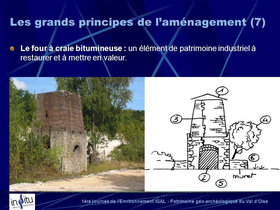 Les grands principes de l'aménagement (7)