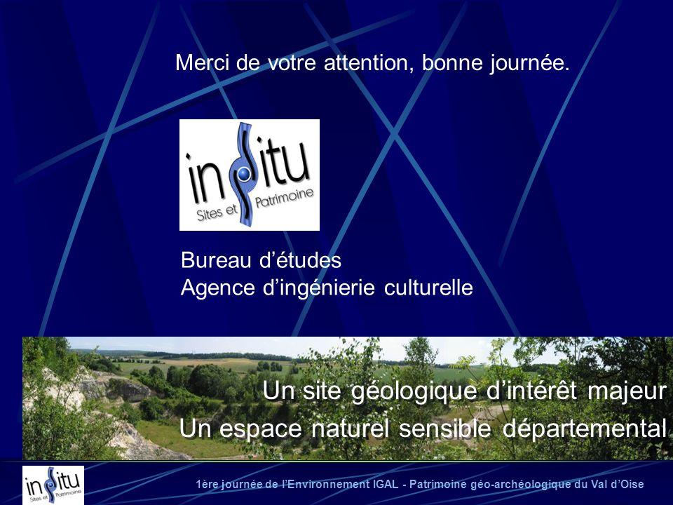 Un site géologique d'intérêt majeur