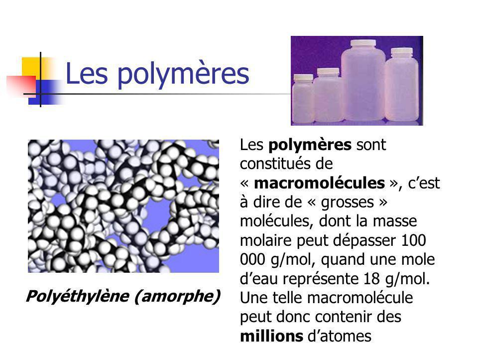 Les polymères