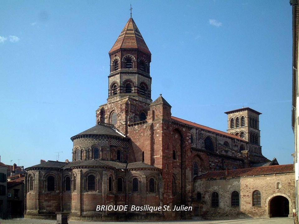 BRIOUDE Basilique St. Julien